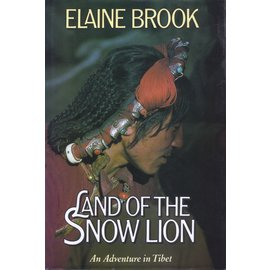 Jonathan Cape London Land of the Snow Lion, by Elaine Brook