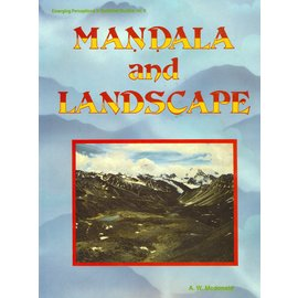 D.K. Printworld Mandala and Landscape, by A.W. McDonald