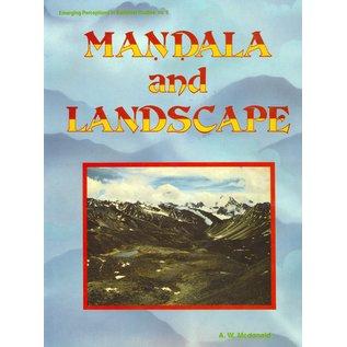 D.K. Printworld Mandala and Landscape, by A.W. McDonald