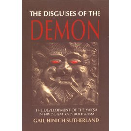 State University of New York Press (SUNY) The Disguise of the Demon, by Gail Hinich Sutherland
