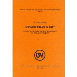 Wiener Studien zur Tibetologie und Buddhismuskunde Monastic Debate in Tibet, by Shunzo Onada