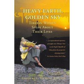LuLu Heavy Earth, Golden Sky, ed. by C Michelle Kleisath