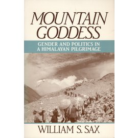 Oxford Paperbacks Mountain Goddess, by William S. Sax