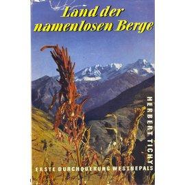 Verlag Ullstein Land der namenlosen Berge, von Herbert Tichy