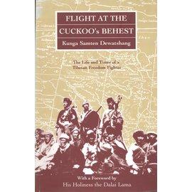 Paljor Publications Flight at the Cuckoo's behest, by Kunga Samten Dewatshang