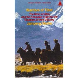 Wisdom Publications Warriors of Tibet, by Jamyang Norbu