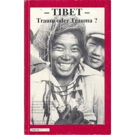 pogrom Taschenbücher Tibet: Traum oder Trauma? von der Gesellschaft für bedrohte Völker und Verein der Tibeter  in Deutschland