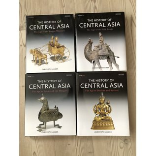 I.B. Tauris London The History of Central Asia, 4 vols,  by Christoph Baumer