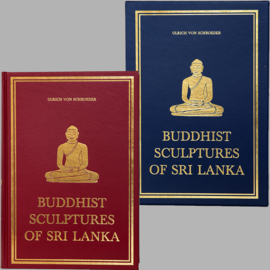 Visual Dharma Publications Buddhist Sculpture of Sri Lanka, by Ulrich von Schroeder