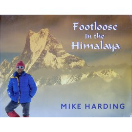 Mermaid Book Footloose in the Himalaya, by Mike Harding