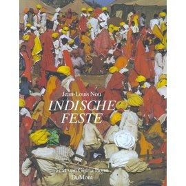DuMont Buchverlag Indische Feste, von Jean-Louis Nou und Gisela Bonn
