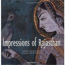 Flammarion Impressions de Rajasthan, by Carisse and Gérard Busquet