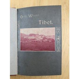 Gebauer-Schwetschke Druckerei und Verlag Tibet und die englische Expedition, von Georg Wegener