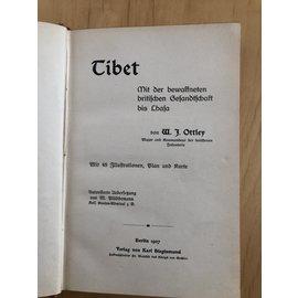 Verlag von Karl Siegismund Berlin Tibet: Mit der bewaffneten britischen Gesandtschaft bis Lhasa, von W. J. Ottley