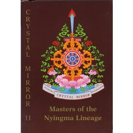 Dharma Publishing Masters of the Nyinma Lineage (Cristal Mirror 11)