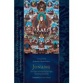 Snow Lion Publications Jonang: The Hundred and Eight Teaching Manuals, by Jamgön Kongtrul, tr. Gyurme Dorje