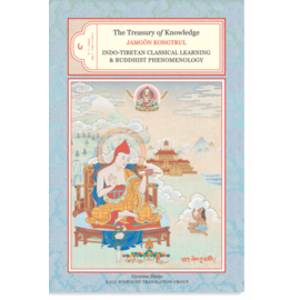 Snow Lion Publications The Treasury of Knowledge: Indo-Tibetan Classical Learning & Buddhist Phenomenology