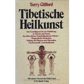 O.W. Barth Tibetische Heilkunst, von Terry Clifford