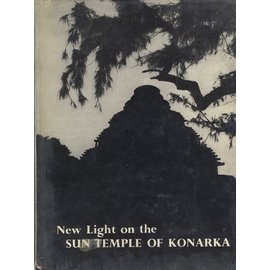 Chowkhamba Sanskrit Series Office, Varanasi New Light on the Sun Temple of Konarka, by Alice Boner and Sadasiva Bath Sarma