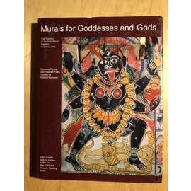 Indira Gandhi National Centre for the Arts Murals for Goddesses and Gods, by Eberhard Fischer and Dinanath Pathy