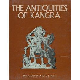 Munshiram Manoharlal Publishers THe Antiquities of Kangra, by Dilip K. Chakrabarti, S.J. Hasan