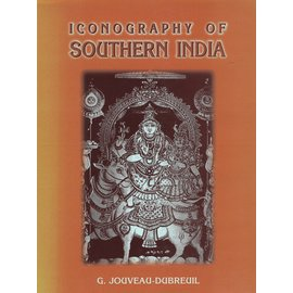 Cosmo Publications Delhi Iconography of Southern India, by G. Jouveau-Dubreuil