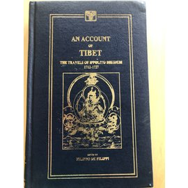 Asian Educational Services, Delhi Account of Tibet: The Travels of Ippolito Desideri 1712-1727
