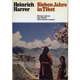 Verlag Ullstein Sieben Jahre in Tibet, von Heinrich Harrer