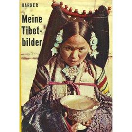 Schweizer Druck- und Verlagsanstalt Zürich Meine Tibetbilder, von Heinrich Harrer