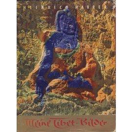 Schweizer Druck- und Verlagsanstalt Zürich Meine Tibetbilder, von Heinrich Harrer EA