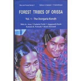 D.K. Printworld Forest Tribes of Orissa: The Dongaria Kondh, ed by Seeland, Schmithüsen