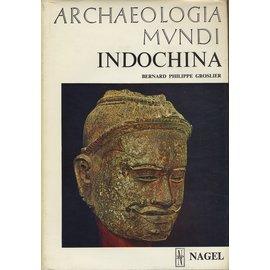 Nagel  Verlag München Indochina, von Bernard Philippe Groslier