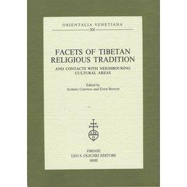 Leo Olschki Editore Facets of Tibetan Religious Tradition, ed. Alfredo Cadonna, Ester Bianchi