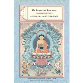 Snow Lion Publications The Treasury of Knowledge: Buddhist Journey to Tibet, by Jamgön Kongtrul
