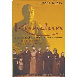 Gustav Lübbe Verlag Kundun, Der Dalai Lama und seine Familie, von Mary Craig