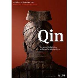 Verlag Neue Zürcher Zeitung Qin: Der unsterbliche Kaiser und seine Terrakottakrieger, von Maria Khayutina