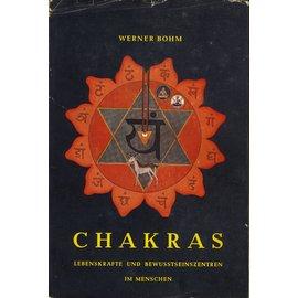 Otto Wilhelm Barth Verlag Chakras: Lebenskräfte und Bewusstseinszentren im Menschen, von Werner Bohm