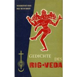 Otto Wilhelm Barth Verlag Gedichte des Rig-Veda, übersetzt von Herman Lommel