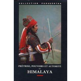 Ecole des Hautes Etudes en Sciences Sociales Paris Prêtrise, Pouvoir et Autorité en Himalaya, ed. par V. Bouiller, G. Toffin