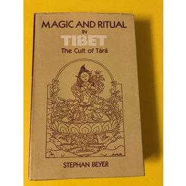 Motilal Banarsidas Publishers The Cult of Tara: Magic and Ritual of Tibet, by Stephan Beyer HC
