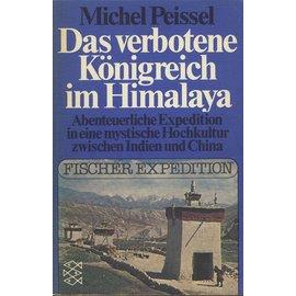 Fischer Taschenbuch Das verbotene Königreich im Himalaya, von Michel Peissel