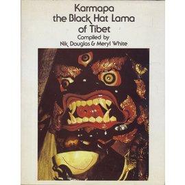 Luzac & Company Karmapa, the black hat Lama, by Nik Douglas, Meryl White