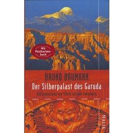 Malik Verlag Berlin Der Silberpalast des Garuda, von Bruno Baumann
