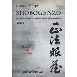 Theseus Verlag Dogen Zenji's Shobogenza: Die Schatzkammer der Erkenntnis des Wahren Dharma