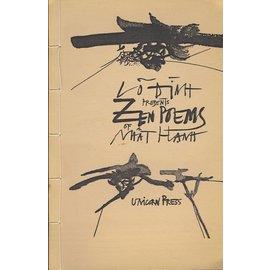 Unicorn Press Vo Dinh presents Zen Poems of Nhat Hanh