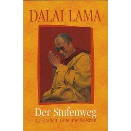 Diamant Verlag Der Stufenweg zu Klarheit, Güte und Weisheit, von Dalai Lama