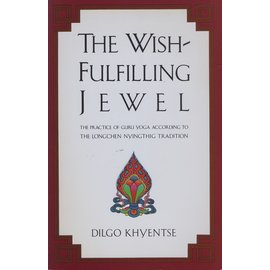 Shambhala The Wish-Fullfilling Jewel, by Dilgo Khyentse