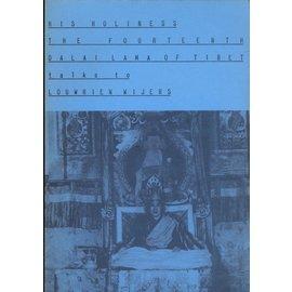 Kantoor voor Cultuur Extracten H.H. the Fourteenth Dalai Lama of Tibet talks to Louwrien Wijers