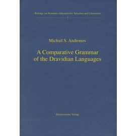 Harrassowitz A Comparative Grammar of Dravidian Languages, by Michail S. Andronov