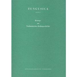Harrassowitz Tungusica: Beiträge zur Nordasiatischen Kulturgeschichte
